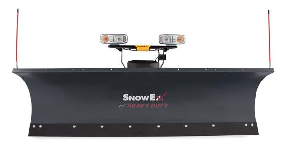 "2017 Snow Ex 7600hd / 7' 6"" Steel Blade"