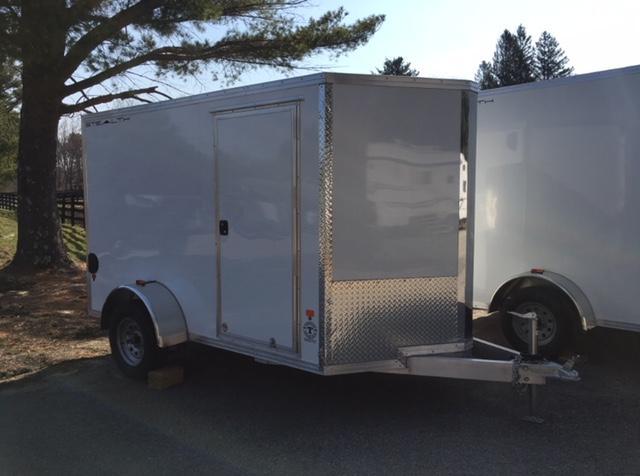 2018 Cargo Pro Stealth 6x10