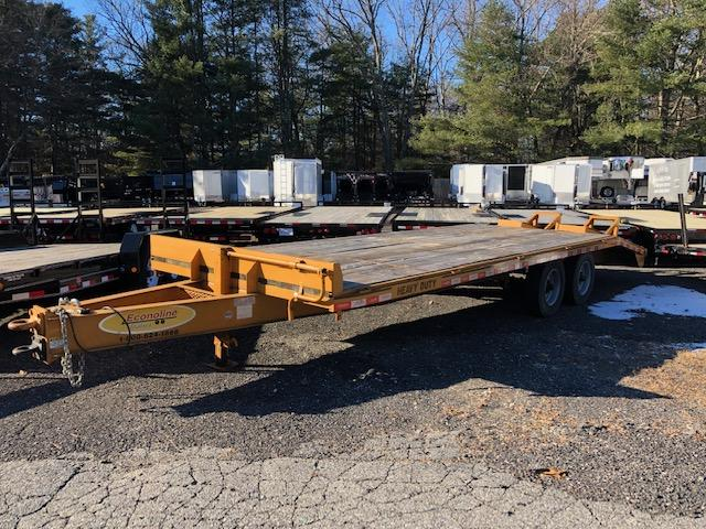 2016 Econoline 25' 10 Ton Tandem Axle Flatdeck With Dove