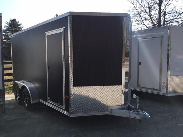 2018 Cargo Pro Stealth 7x14