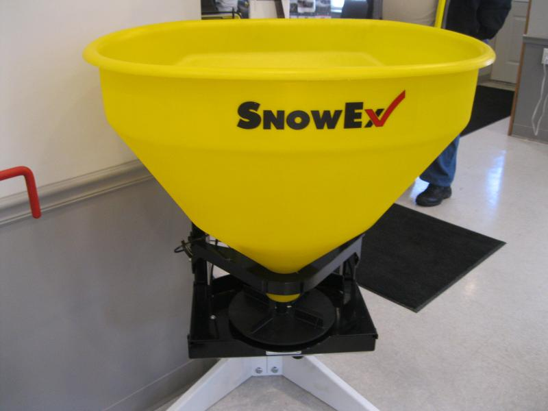 2015 Snow Ex Wireless Bagged Rock Salt Spreader
