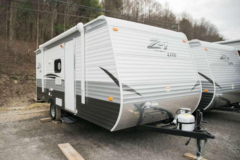 Z-1 ZT 19BH Travel Trailer