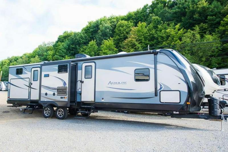 Aerolite AE319BHSS Travel Trailer