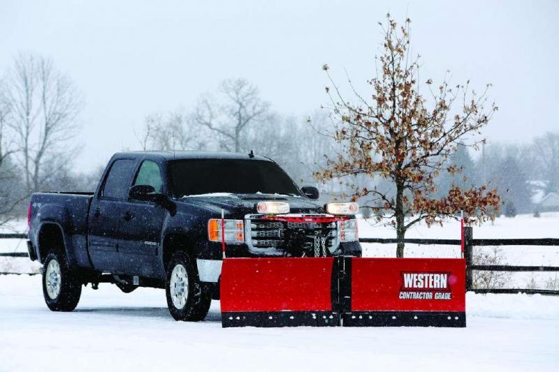 Western MVPP Snow Plow