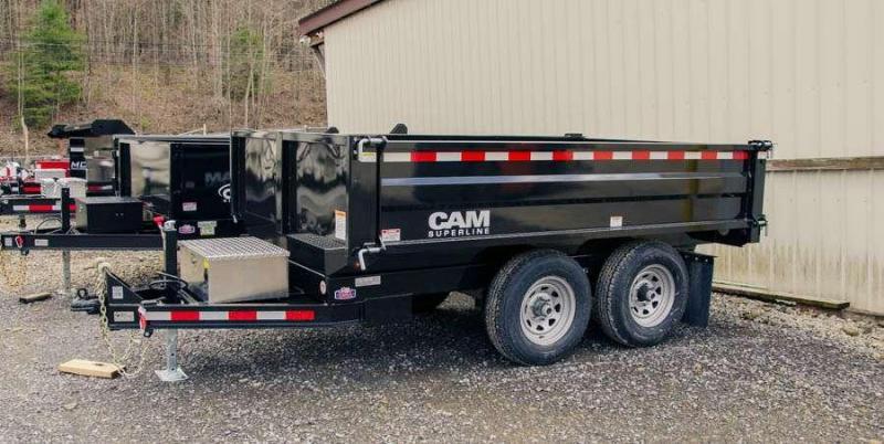 CAM 3.5CAM610DODT Dump Trailer