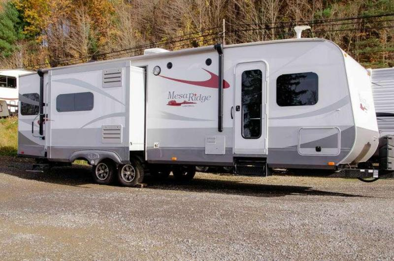 Used 2014 Open Range M-291RLS Travel Trailer