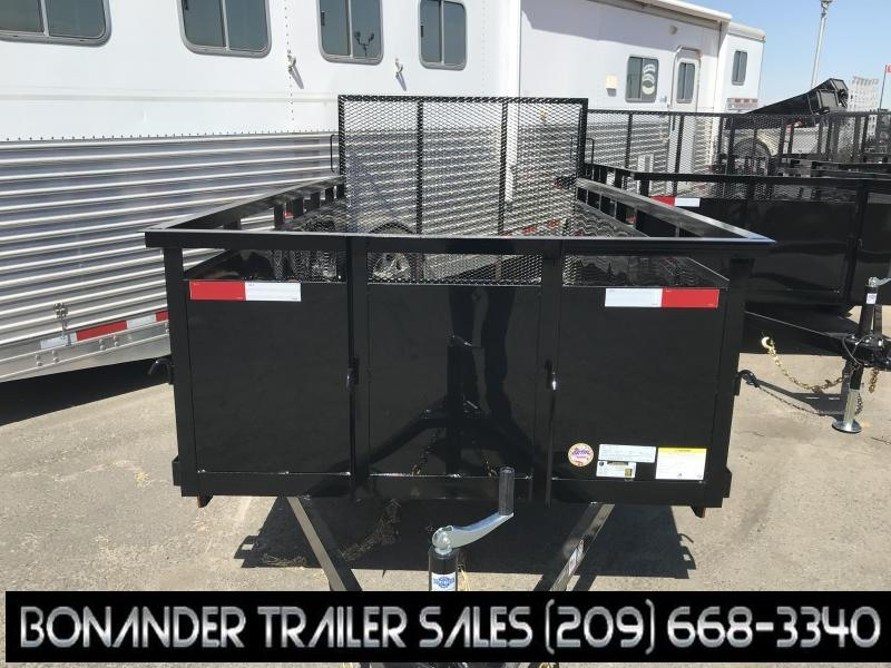 2020 Iron Panther LT112 Equipment Trailer