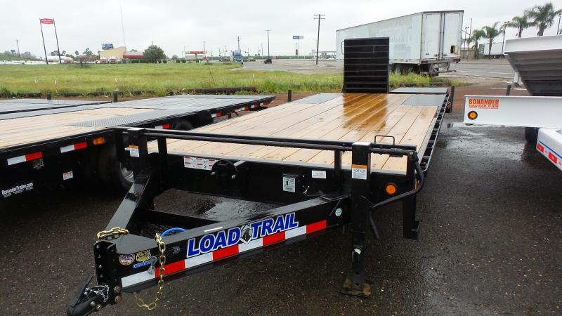 2018 Load Trail 102X24 Tandem Stanard Pintle Hook