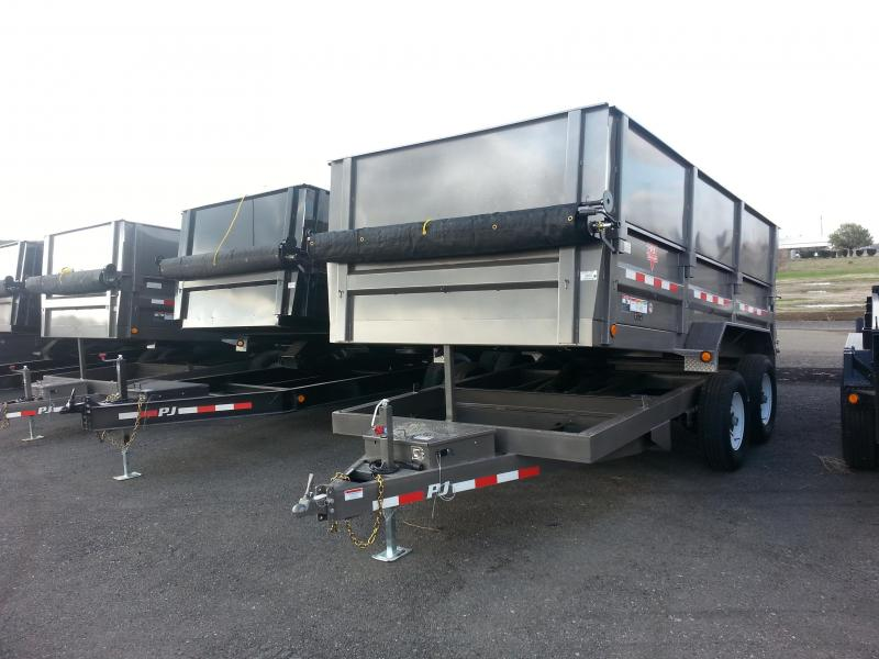Dump Trailers Bonander Trailer Sales New And Used