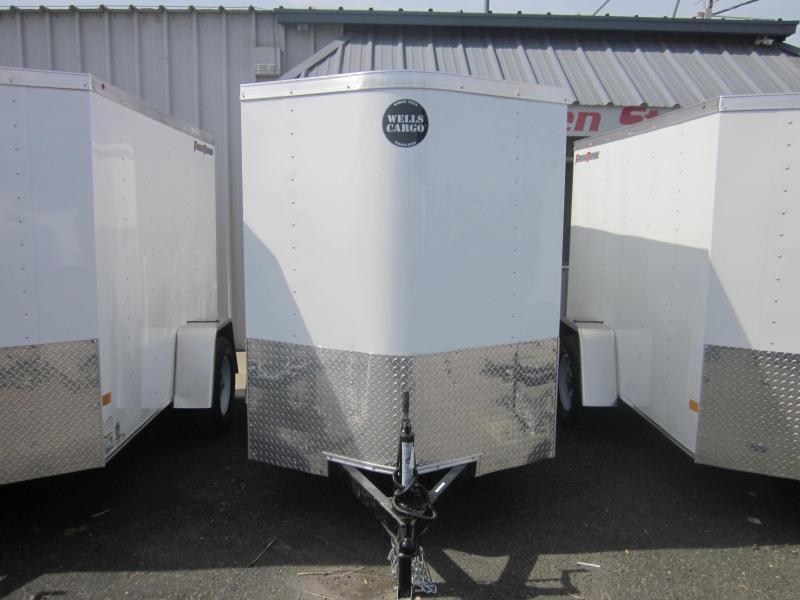 2017 Wells Cargo 5X8