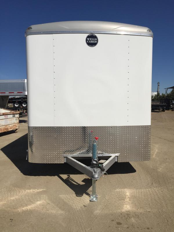 ENCLOSED TRAILER RF7X162(5798WC)