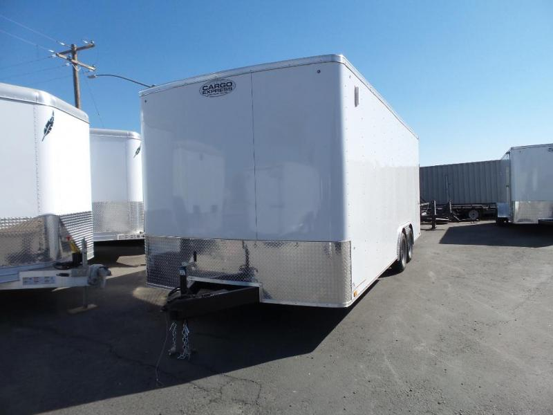2018 Cargo Express EX8.5X24TE3 Enclosed Cargo Trailer