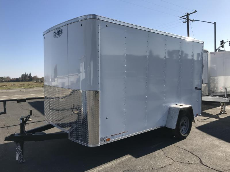 2018 PJ Trailers 7X12 Enclosed Cargo Trailer