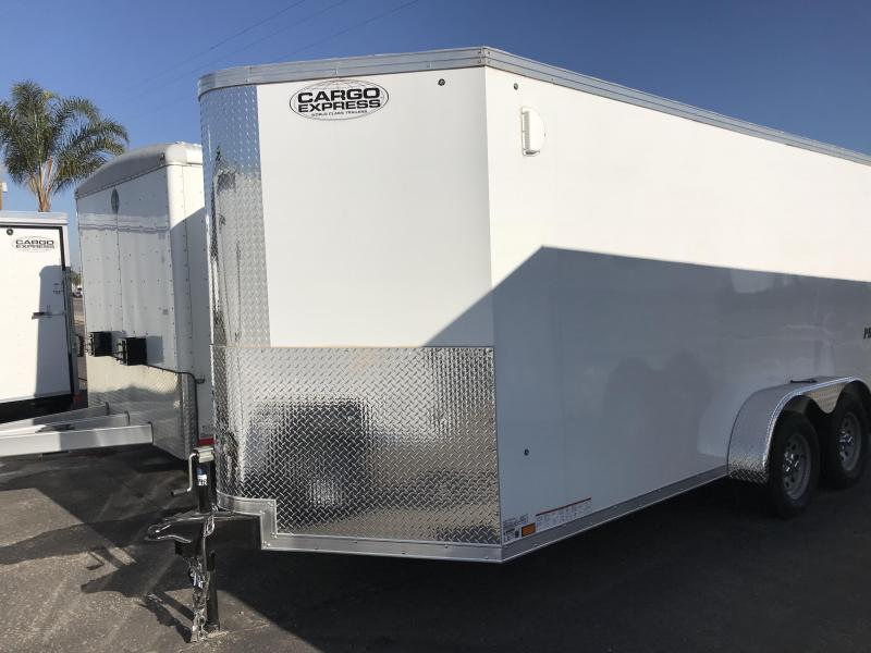 2018 Cargo Express PROW7X16 Enclosed Cargo Trailer