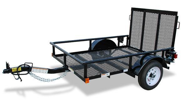 2014 Big Tex Trailers 15XT-06C Utility Trailer