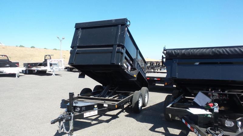 2017 Load Trail 12X83 Dump Trailer