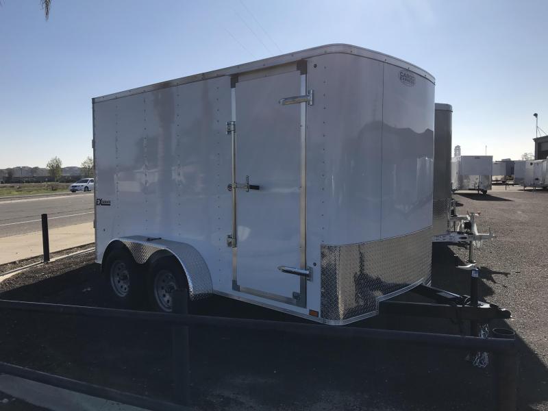 2019 Cargo Express 7X14 Wide Tandem Cargo