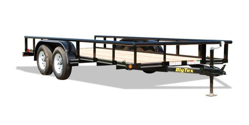 2014 Big Tex Trailers 45SS - 16 Utility Trailer