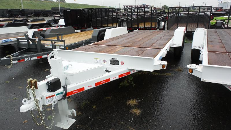 2018 TrailMax T-12-UT Flatbed Trailer