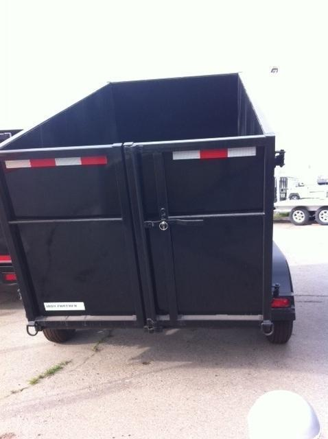 2014 Iron Panther DT241 - 6.5 X 14 Dump Trailer