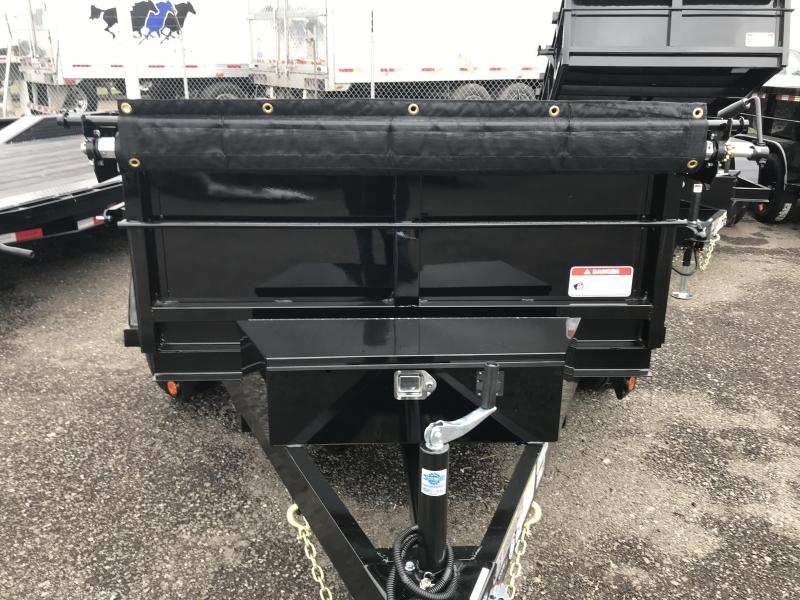 2019 Iron Panther DT065 Dump Trailer