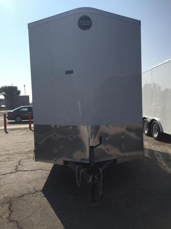 ENCLOSED TRAILER FT6121(5854WC)