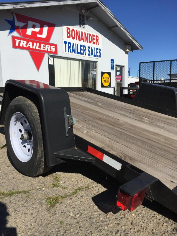 2015 Iron Panther TILT Utility Trailer 5X10