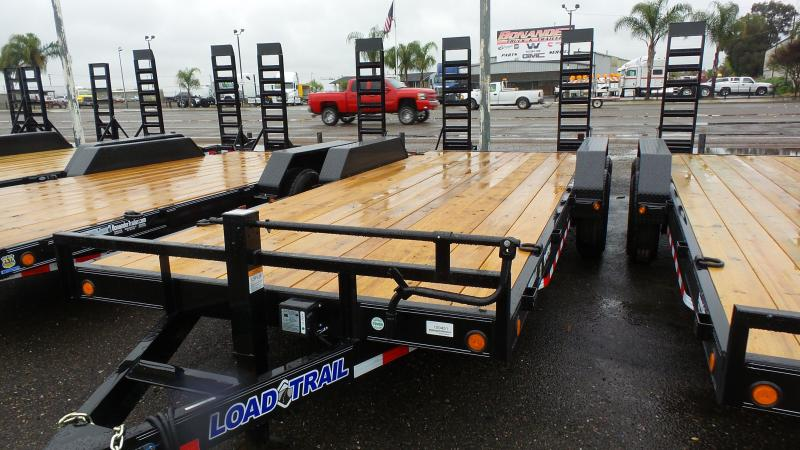 2018 Load Trail 20X83 Tandem Axle Carhauler Trailer
