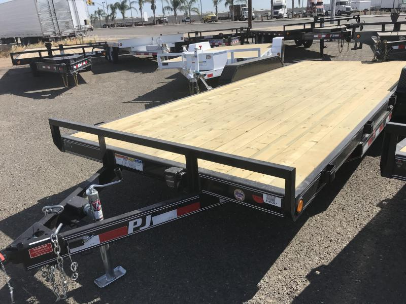 2019 PJ Trailers 20X5 Channel Carhauler