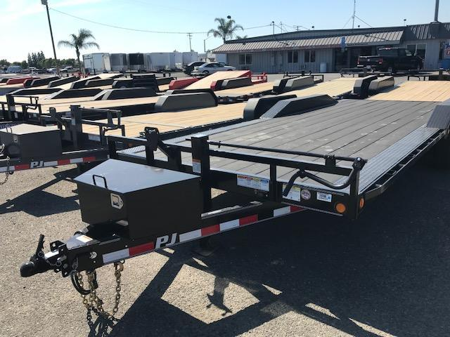 2019 PJ Trailers 22X6 Channel Super Wide
