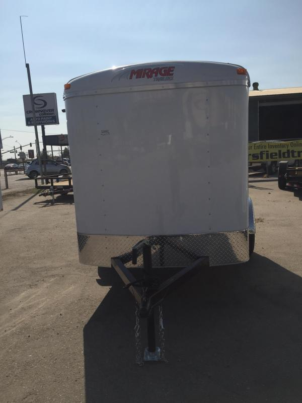 ENCLOSED TRAILER MXP0508SA(5725MIR)