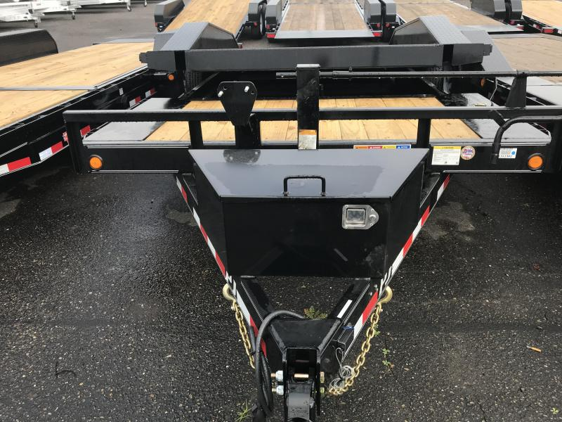 2019 PJ Trailers 20X83 in. Hydraulic Quick Tilt (TH) Car / Racing Trailer