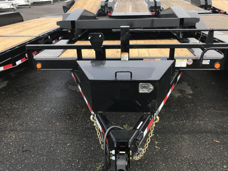 2019 PJ Trailers 20X83 in. Hydraulic Quick Tilt (TH) Car / Racing Trailer
