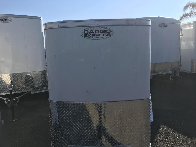 2019 Cargo Express EX4X6SI2 Enclosed Cargo Trailer