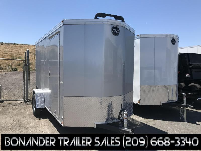 2020 Wells Cargo RFV6122 Enclosed Cargo Trailer