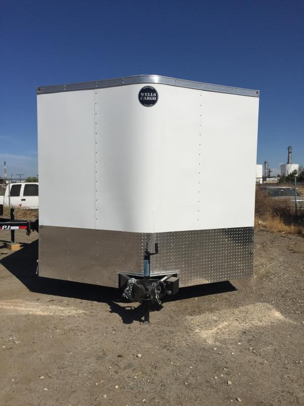 ENCLOSED TRAILER FT85202 (5802WC)