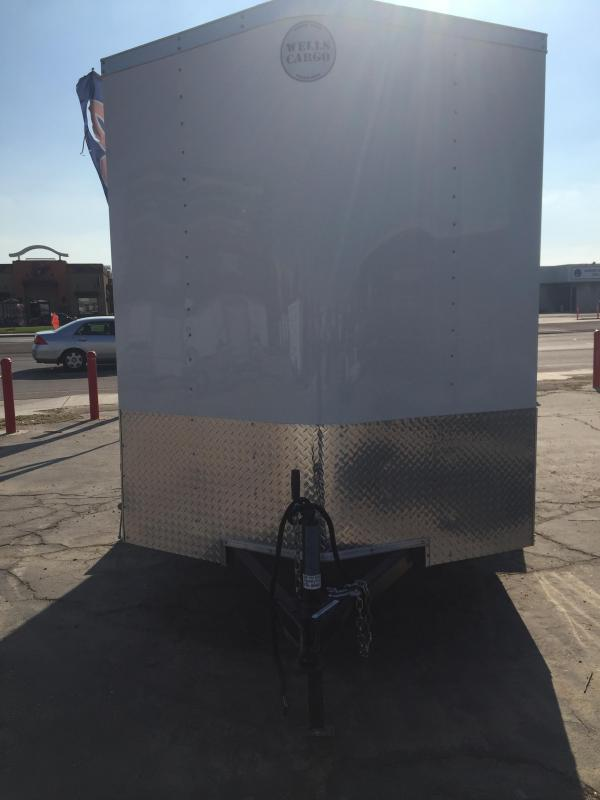 ENCLOSED TRAILER FT6101(5851WC)
