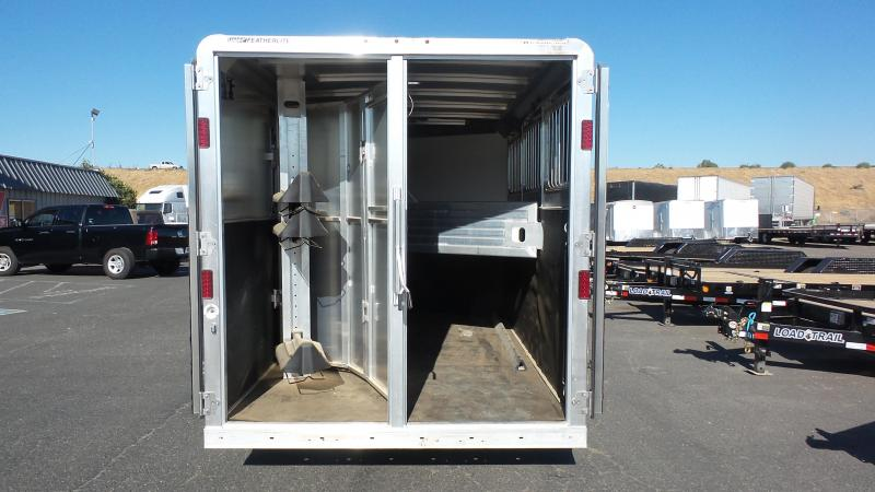 2016 Featherlite 8541 3-HORSE Trailer