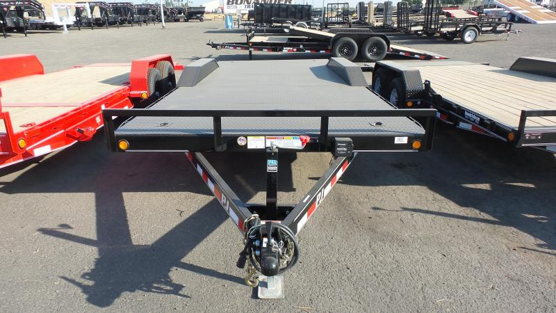 2018 PJ Trailers 20X5 Channel Buggy Hauler