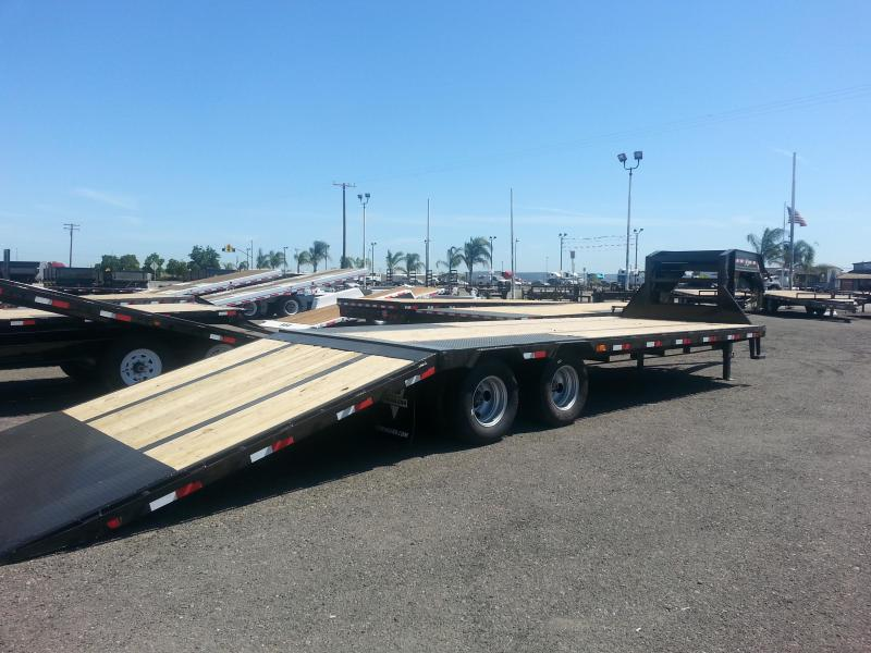 2014 PJ Trailers LYR30C Equipment Trailers
