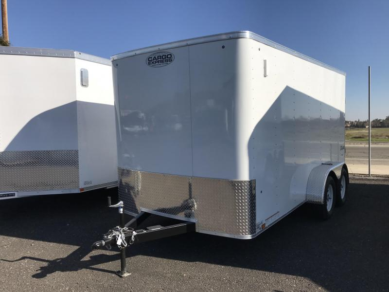 2018 Cargo Express 7X14TE2 Enclosed Trailer