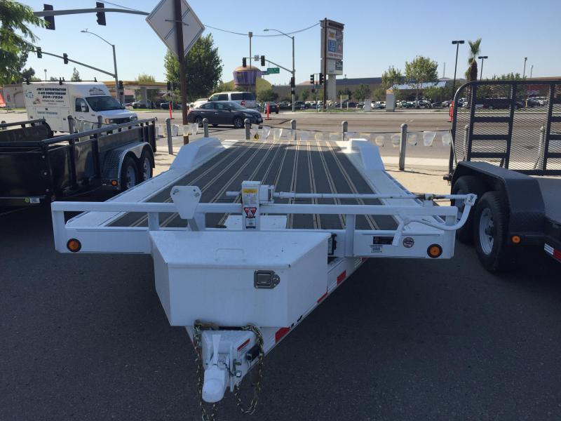 2015 PJ Trailers B6222 Cargo / Enclosed Trailer