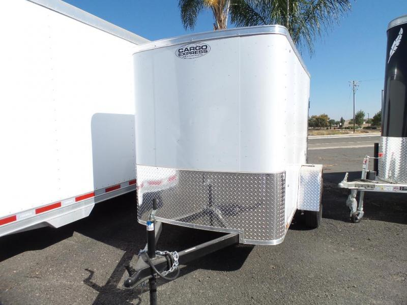 2018 Cargo Express 5X8 SINGLE CARGO TRAILER