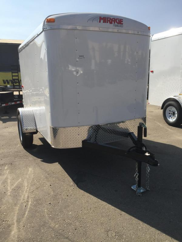 ENCLOSED TRAILER MXL5080SA(5724MIR)