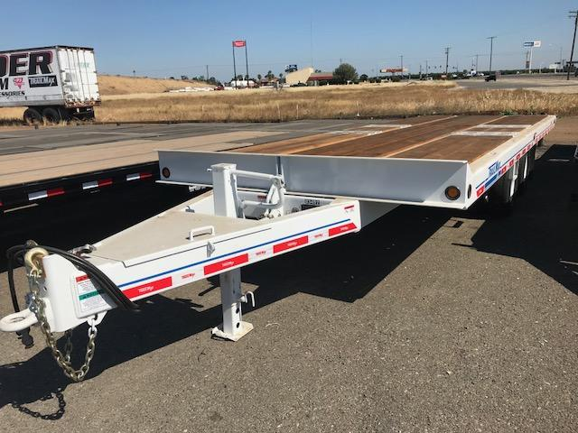 2018 TrailMax TD-24-T Flatbed Trailer
