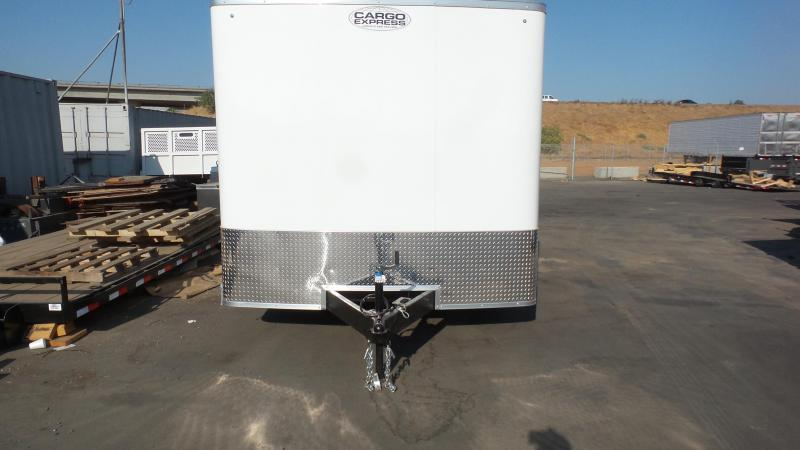 2018 Cargo Express 8.5X 20 Enclosed Trailer