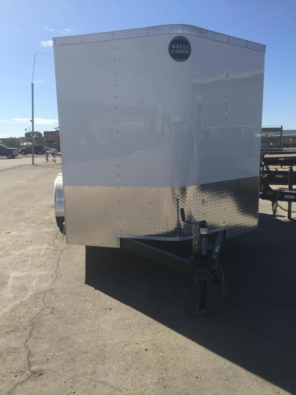 ENCLOSED TRAILER FT7142(5799WC)