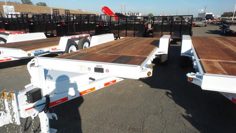 2018 TrailMax T-16-UT (4+16) Equipment Trailer