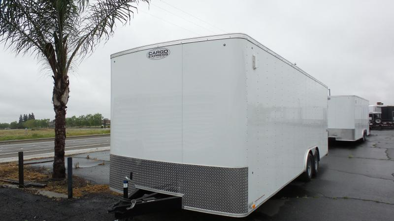 2019 Cargo Express EX85X24TE3 Enclosed Cargo Trailer