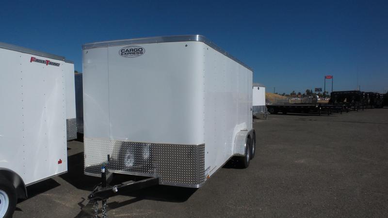 2019 Cargo Express EX85X16 Enclosed Cargo Trailer